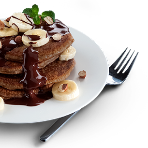 Chocolate Pancake