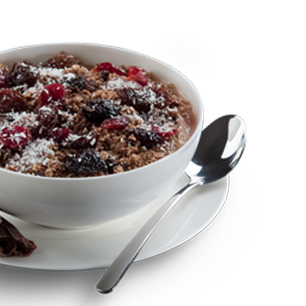Oat & Whey Chocolate Cherry